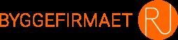 Byggefirmaet RJ Logo